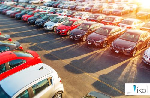 Monitoring pojazdów w firmie z ikol