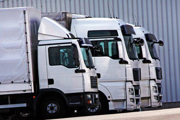 auta flota ciężarówek i tirów z ikol
