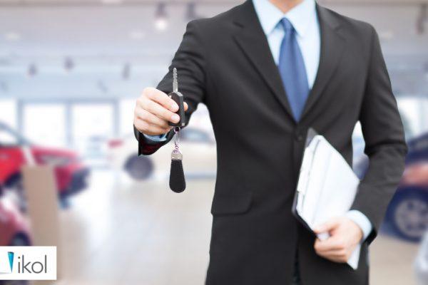 GPS dla wypożyczalni samochodów