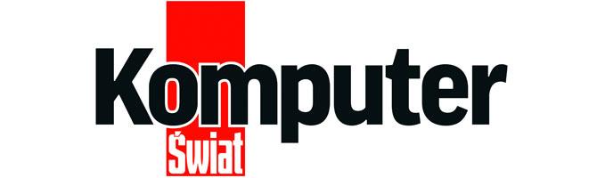 komputer świat logo