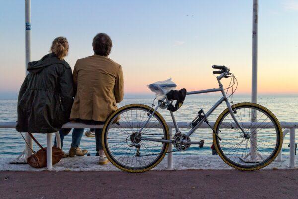 rowery morze