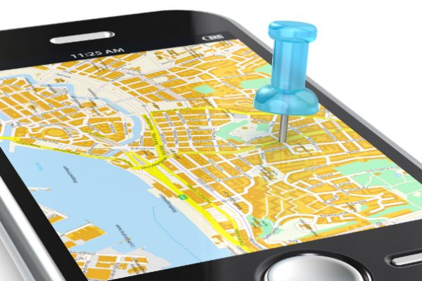Monitoring GPS w komórce