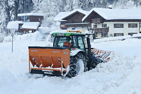 plug sniegowy