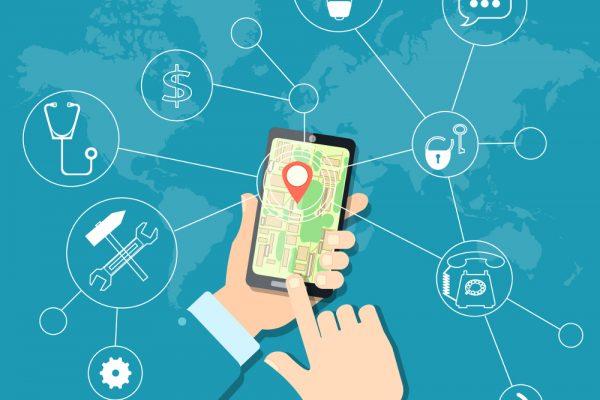 Monitoring GPS - śledzenie w telefonie