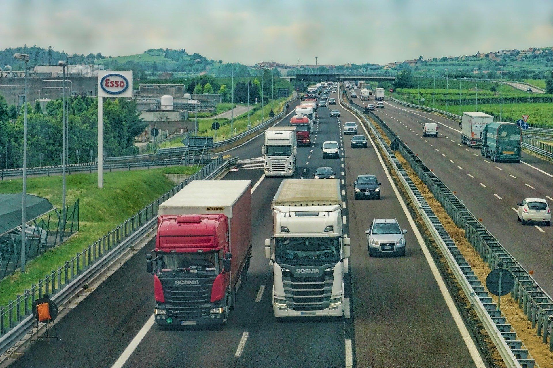 autostrada transport