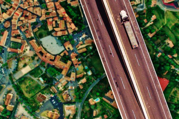 autostrada ciezarowka