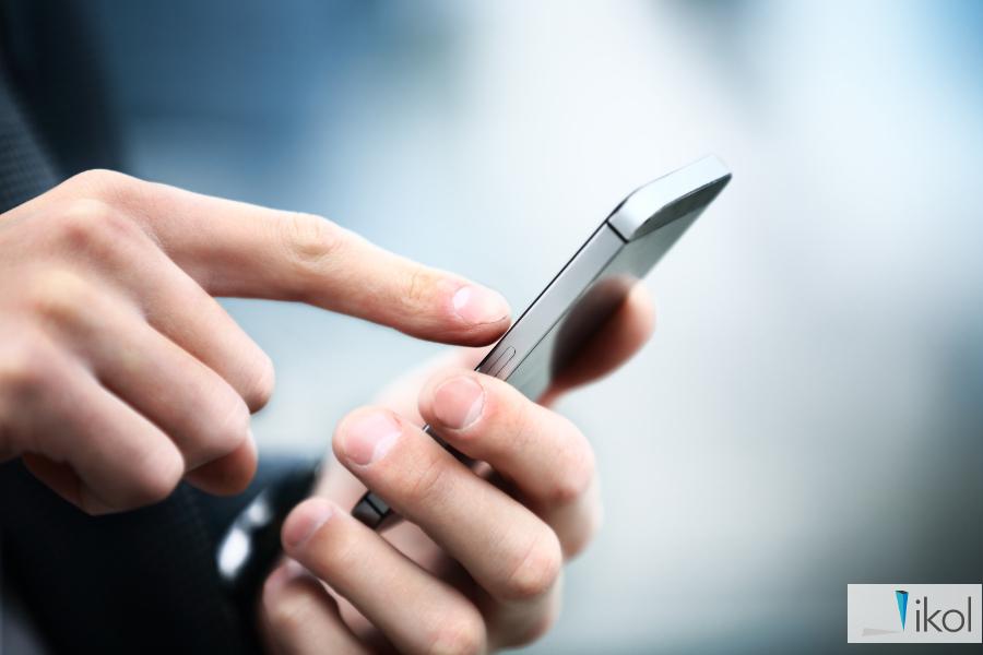 Sprawdzanie pozycji w iPhone