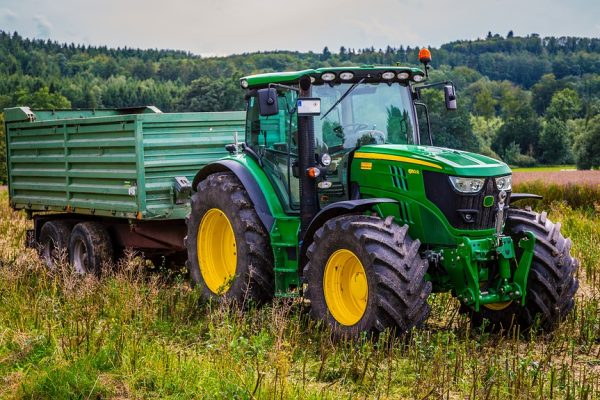 maszyny rolnicze, traktor, gps dla maszyn rolniczych