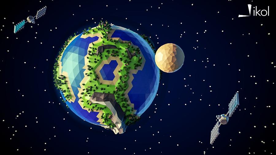 Satelity na orbicie