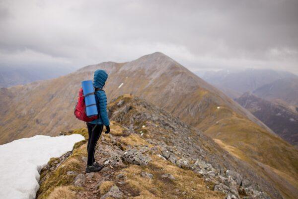 wspinaczka gorska