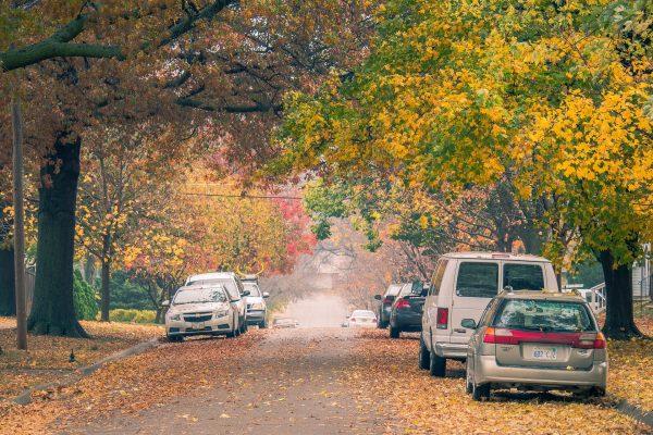 jesienny przegląd samochodu