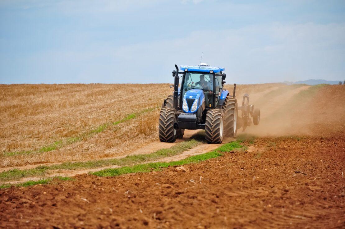 GPS monitoring w rolnictwie