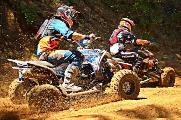 quad-race