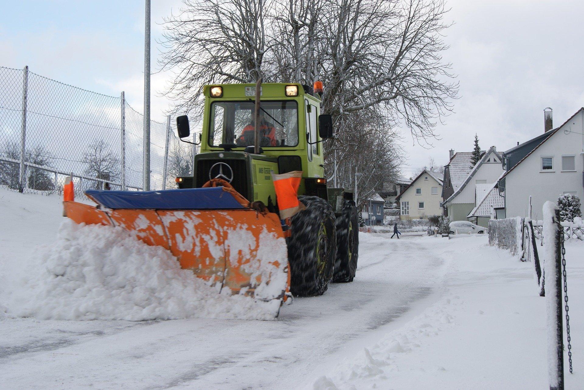 plugi do sniegu