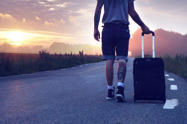 zlokalizuj walizkę dzięki IKOL SPOT